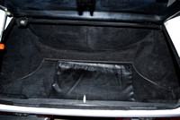 boot carpet and sunroof case